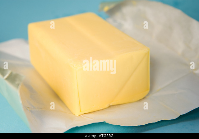 Butter - Stock Image