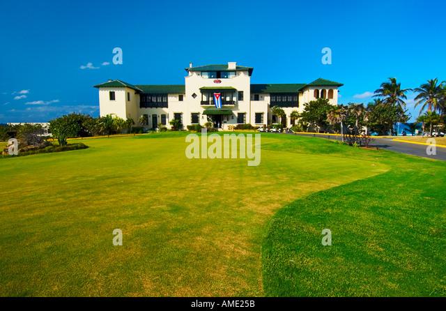 Dupont mansion villa xanadu varadero stock photos dupont for Dupont house