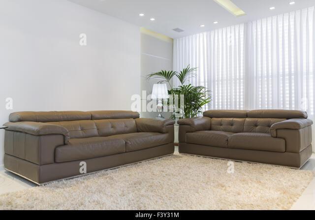 Modern Interior - Stock Image
