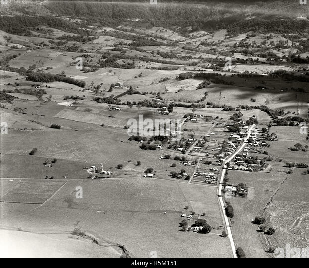 Jamberoo-South Coast-1936 RAHS - Stock Image