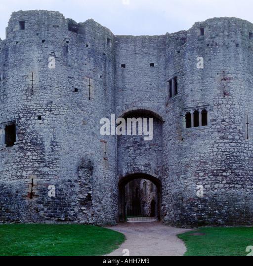 Chepstow United Kingdom  city photos gallery : Chepstow Castle Stock Photos & Chepstow Castle Stock Images Alamy