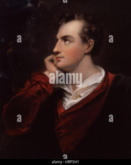"""a biography of lord byron an english poet George gordon byron, more commonly known as lord byron, accomplished more in his thirty-six years than most people achieve in a lifetime he was born on january 22, 1788 in london to catherine gordon of gight and john """"mad jack"""" byron catherine was heiress to the gight estate in scotland, and ."""
