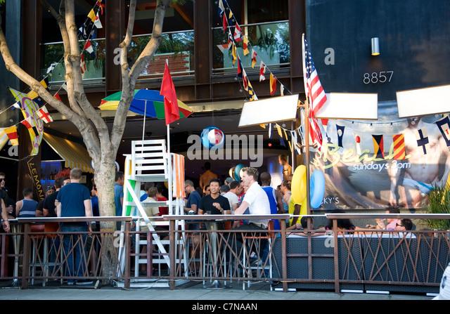 abbot kinney restaurants bars venice california los html