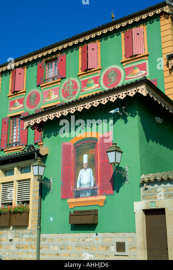 paul bocuse stock photos paul bocuse stock images alamy. Black Bedroom Furniture Sets. Home Design Ideas