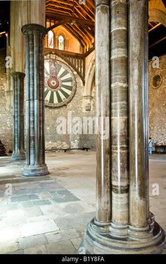 Winchester arthur stock photos winchester arthur stock images alamy - Round table winchester cathedral ...