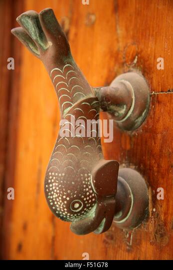 Dolphin Door Knocker Stock Photos Dolphin Door Knocker Stock Images Alamy