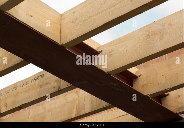 Metal Ceiling Support Beams: Steel Joist Stock Photos & Steel Joist Stock Images