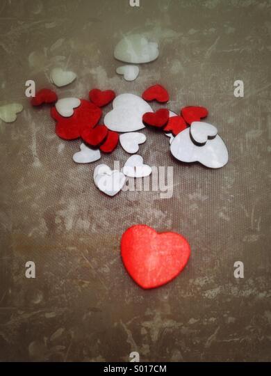 Valentines Heart - Stock-Bilder