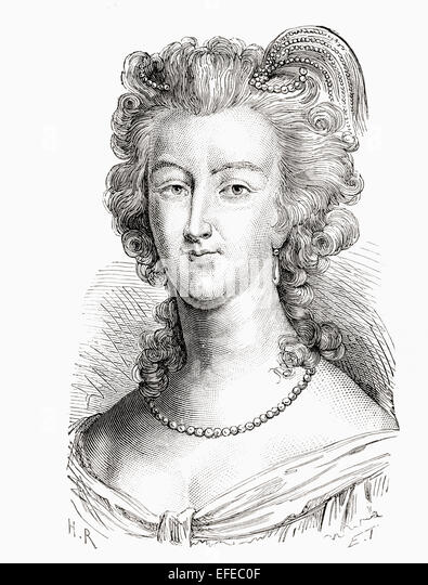 An analysis of the life of marie antoinette wife of king louis xvi of france