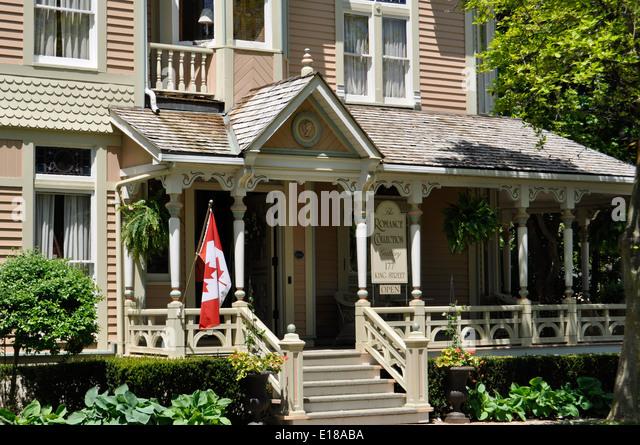 Niagara on the Lake, The Romance gallery - Stock-Bilder