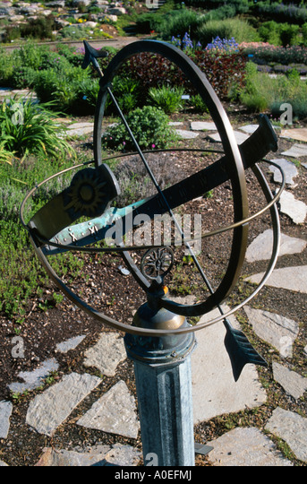Armillary Sphere Garden Stock Photos Armillary Sphere Garden Stock Images Alamy