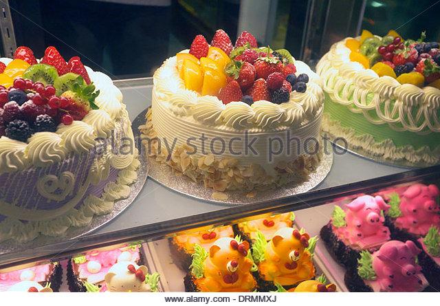Golden Gate Cake Shop Soho London