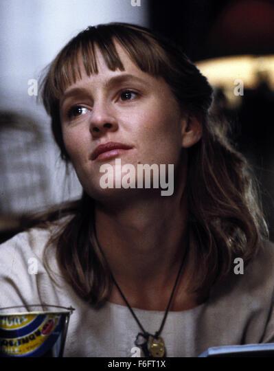 Apr 16, 1993; Spokane, WA, USA; MARY STUART MASTERSON as Juniper 'Joon' Pearl in the comic, romance, drama - Stock Image