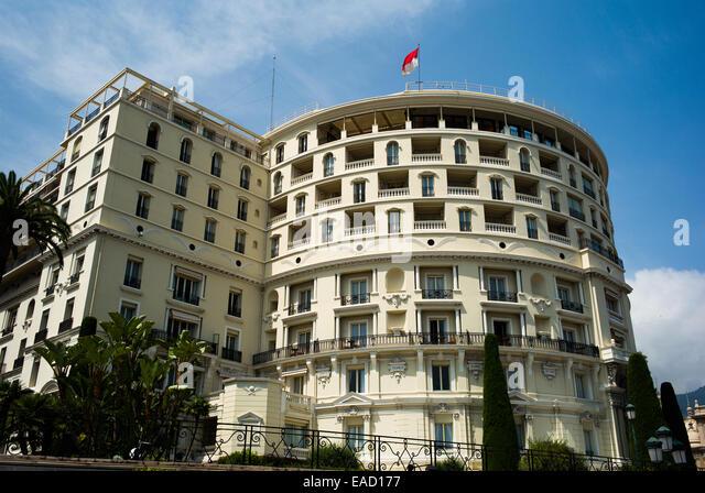 Hotel De Paris Monaco Stock Photos Hotel De Paris Monaco