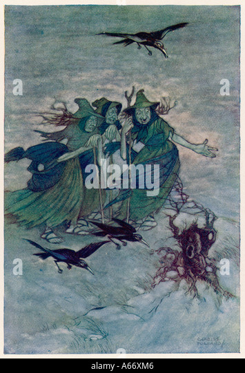 the three witches in macbeth essay Check out our top free essays on three witches in macbeth play to help you write your own essay.