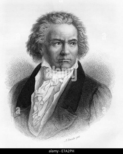 a biography of ludwig van beethoven a german composer Ludwig van beethoven: biography was a german composer and pianist of the seven children born to johann van beethoven, only the second-born, ludwig.