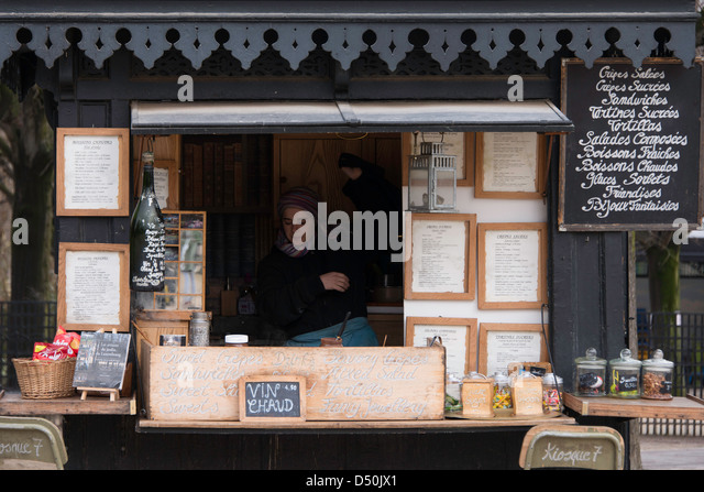 Vin chaud stock photos vin chaud stock images alamy for Cafe jardin du luxembourg
