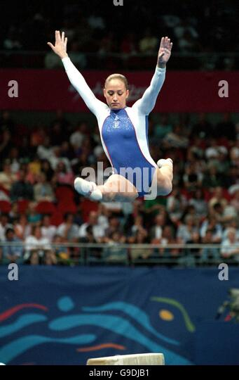 sydney 2000 olympic coin gymnastics games - photo#27