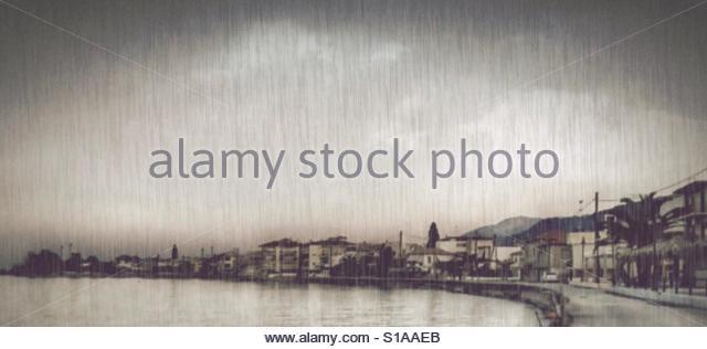 Through my eyes' - Stock Image