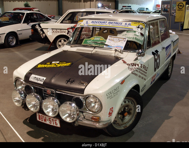 Aylsham Classic Car Show Feb