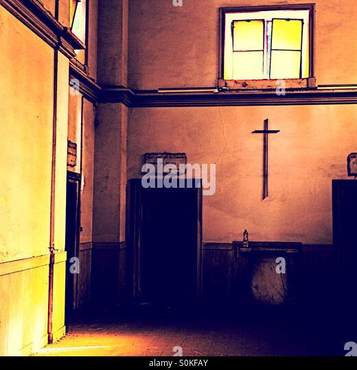 Sunlight in tomb - Stock-Bilder