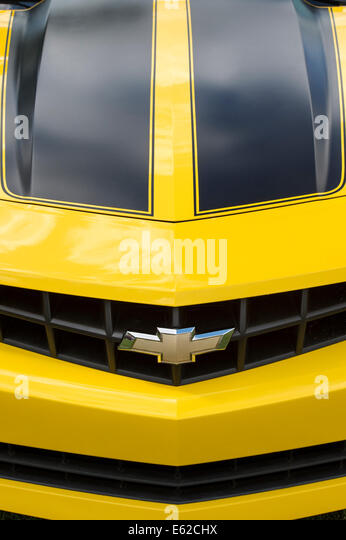 Chevrolet Camaro Black Stock Photos Amp Chevrolet Camaro