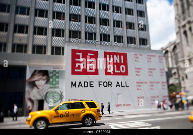 Eminent clothing store