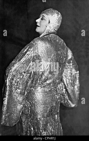 Trude Hesterberg in â??Bourgeois stays Bourgeois', 1929 - Stock Image