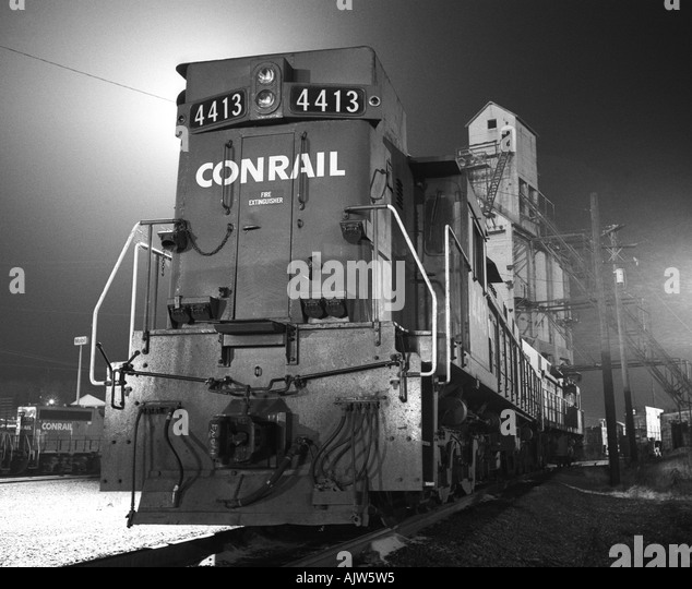 consolidated rail corp analysis Customers located along conrail's lines have access to the national rail network through either railway as a local rail service provider consolidated rail corporation | 1717 arch street, philadelphia.
