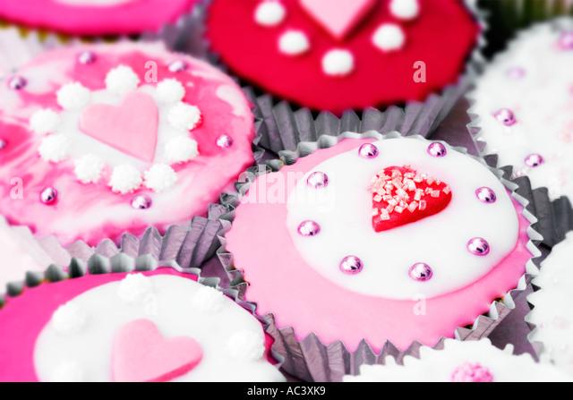 Fairy Tin Cakes