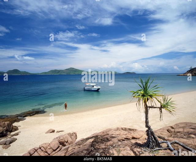 Lindemann Island, Queensland, Australia, Pacific - Stock Image