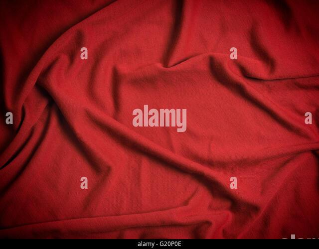Red velvet texture stock photos red velvet texture stock for Red space fabric