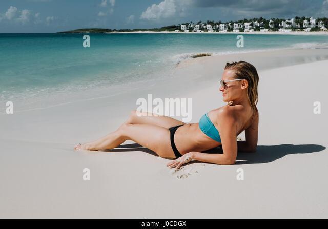 anguilla woman