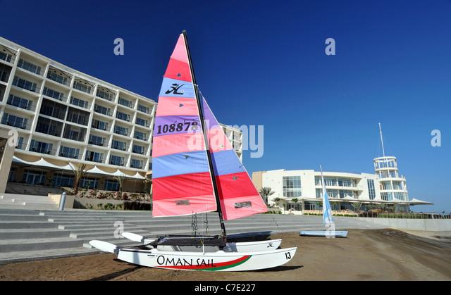 Millennium Resort Mussanah, Oman. - Stock Image