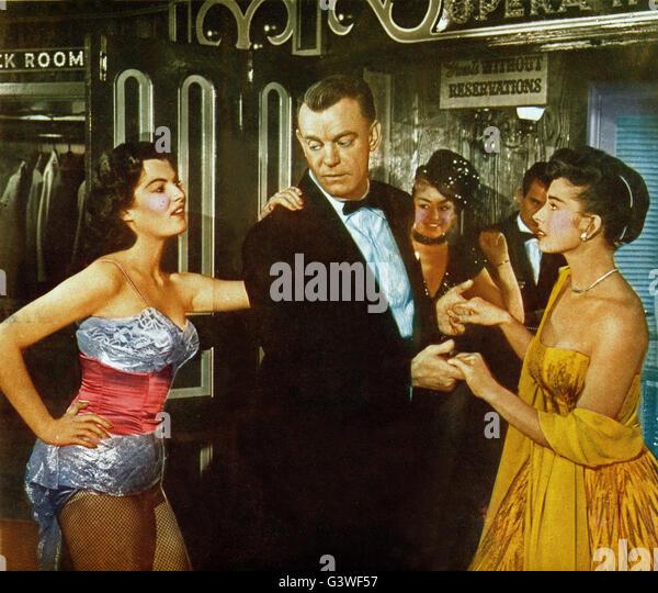 Las Vegas Showdown, USA 1955, Regie: Sidney Salkow, Darsteller: Dennis O'keefe - Stock Image