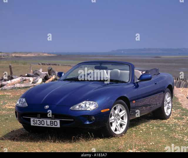 Price Of Jaguar Convertible: Soft Top Sports Car Stock Photos & Soft Top Sports Car