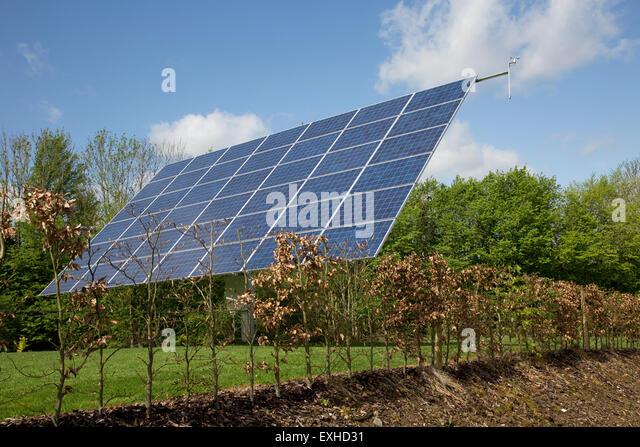Sun Tracking Stock Photos Sun Tracking Stock Images Alamy