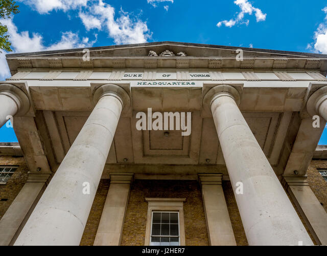 Saatchi Gallery, London, UK. - Stock Image