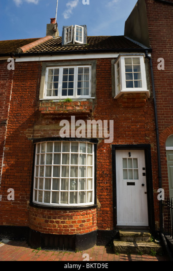 Bow Window England Stock Photos Bow Window England Stock