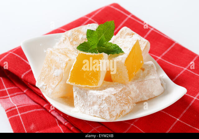 Red jelly cubes stock photos red jelly cubes stock images alamy - Delicious quince recipes autumns flavors on your table ...