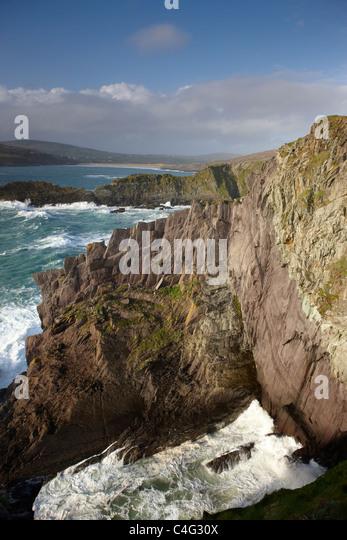 Brow Head, Co Cork, Ireland - Stock-Bilder