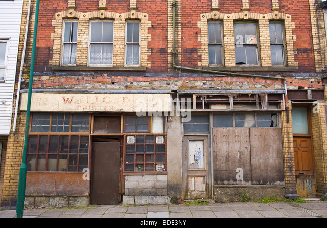 Boarded Up Shops Stock Photos Amp Boarded Up Shops Stock