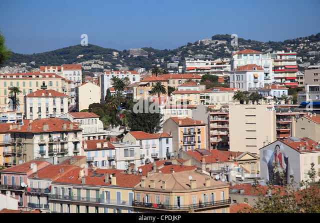 Cannes, Alpes Maritimes, Cote d'Azur, French Riviera, Provence, France, Europe - Stock-Bilder