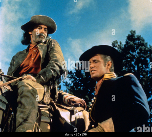How the West Was Won Year : 1962 Directors : Henry Hathaway, John Ford, George Marshall Henry Fonda, Georges Peppard - Stock Image