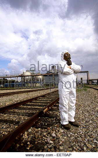 Pollution. - Stock Image