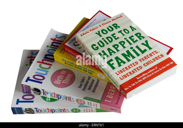 Parenting Guides - Stock Image