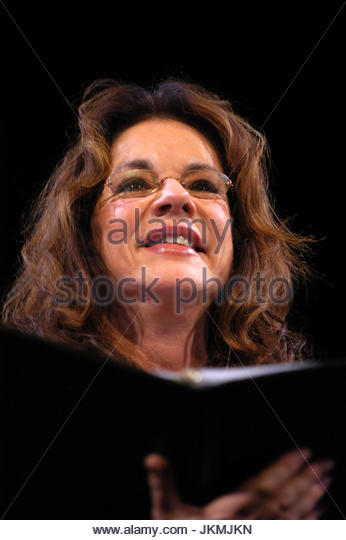 Stockard Channing. The Laramie Project to benefit the Matthew Shepard Foundation held at Town Hall. - Stock Image