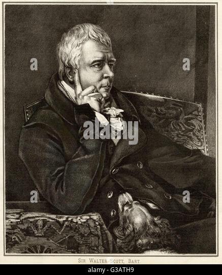 Biography of Sir Walter Scott