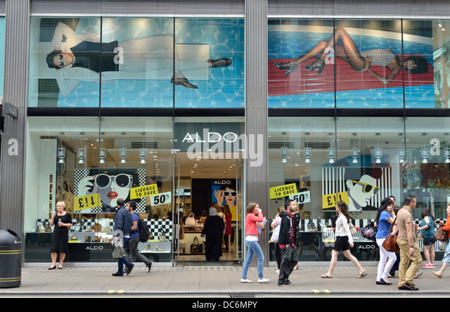 aldo shoes oxford st london