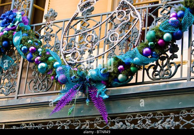 Disneyland christmas stock photos disneyland christmas for Amusement park decoration ideas